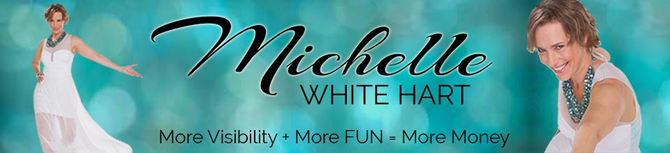 Michelle White Hart website project