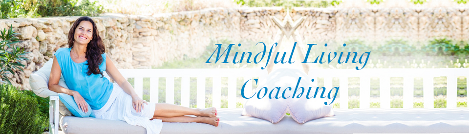 Rebeca Castella banner for Mindful Living Coaching